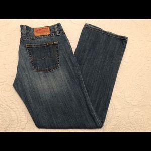 Lucky Brand Jeans Regular Inseam Straight Leg 8/29